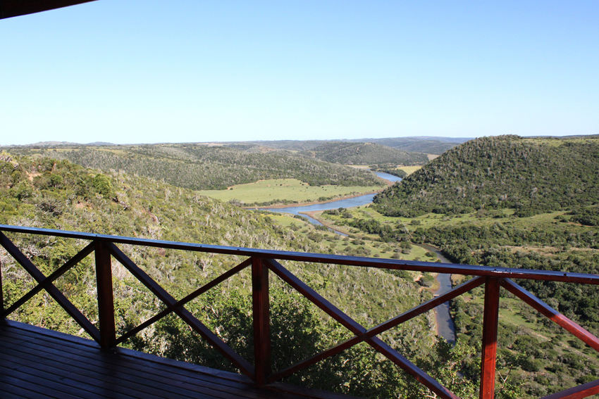Mansfield Game Reserve Eagle's Nest Cabin